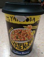 Yakisoba pollo - Product