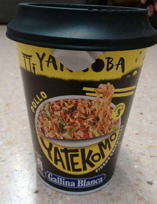 Yakisoba pollo - Produit - fr