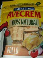 Caldo de pollo sin gluten natural - Producto
