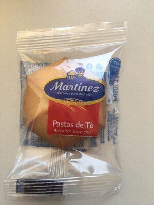 Pastas de Té - Product