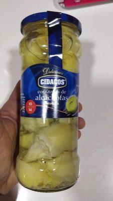 Corazones Alcachofa Cidacos En Conserva Frasco - Producte