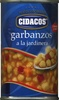 Garbanzos a la jardinera - Product