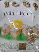 Mini hojaldres - Product