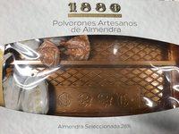 Polvorones artesanos de almendra Receta Original del Siglo XV envase 310 g - Produit - fr