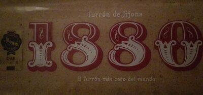 Turrón de Jijona - Produit - es