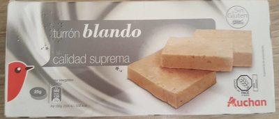 Turrón Blanc - Producte