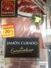 Jambon curado - Product