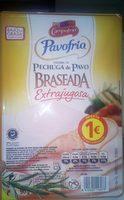 Fiambre de pechuga de pavo braseada bajo grasa - Product - es