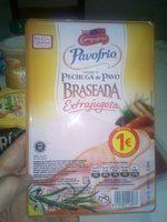 Pechuga de pavo braseada extrajugosa Pavofrio - Producto