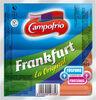 Salchichas frankfurt cocidas de cerdo, pollo - Producte