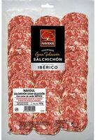 Salchichón ibérico - Producto