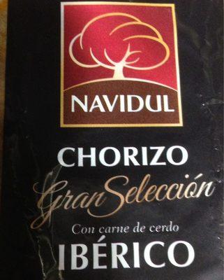 Chorizo - Produit - fr