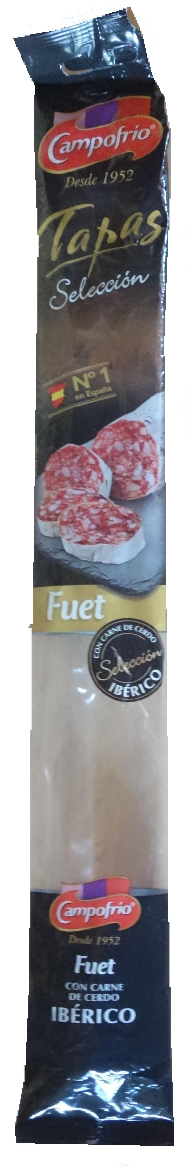 Fuet con Carne de Credo Ibérico - Product - fr