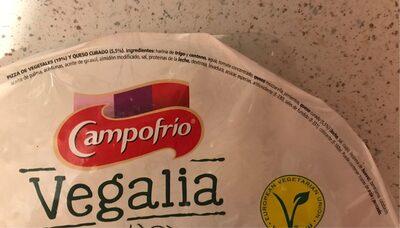 vegalia - Ingredientes