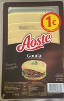 Queso Gouda Lonchas - Product - es