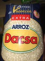 Arroz extra de valencia - Produit - fr
