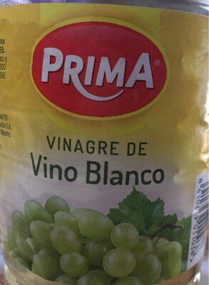 Vinagre de vino blanco - Producto