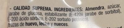 Empiñonadas - Ingredientes