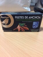 Filetes de anchoa - Producte - es
