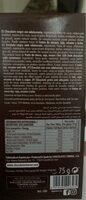 Torras Dark Chocolate 72% Cacao - Produit - es