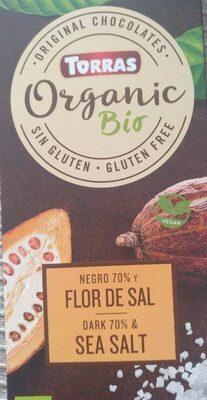 Flor de sal negro 70% - Prodotto - fr