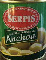 Aceituna Rellena De Anchoas - Producte - es