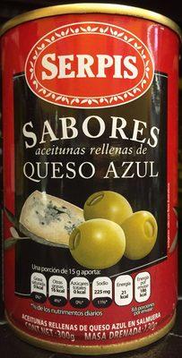 Sabores Queso Azul - Produit - fr
