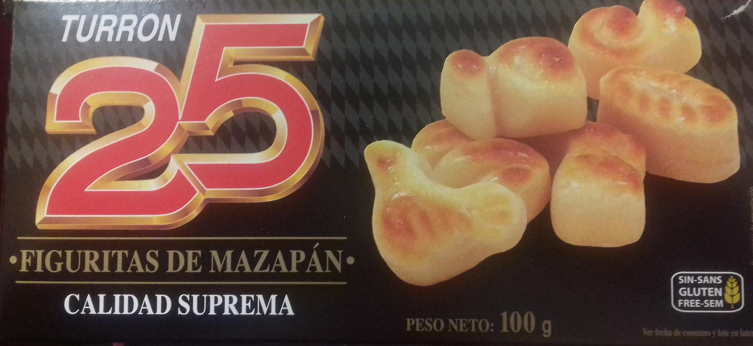 Figuritas de Mazapán - Produit - es