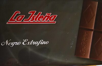 Chocolate negro extrafino - Producto - es