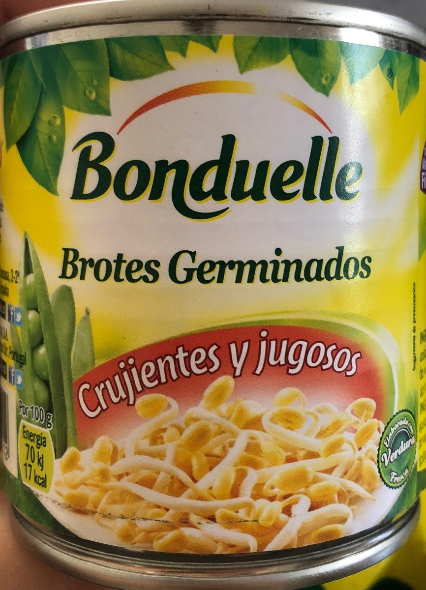 Brotes germinados - Product