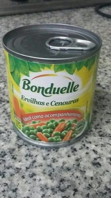 Petits pois carottes - Produit