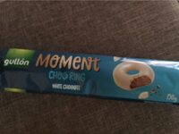 Moment choco ring white chocolate - Producte - es