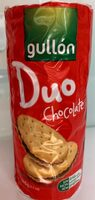 Gullon Duo Sandwich Biscuits - Producto - es