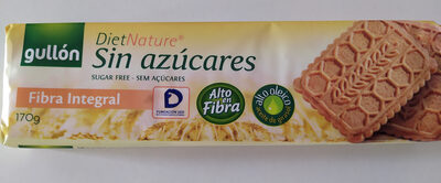 Diet Nature fibra integral sin azúcares - Product