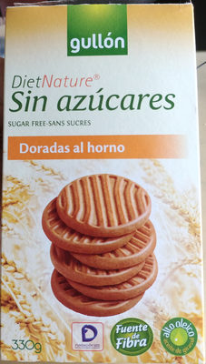 Biscuits - Produit