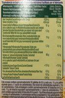 Diet Nature doradas al horno sin azúcares - Nährwertangaben - es