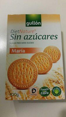 Diet Nature María sin azúcares - Producto - es