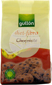 Galletas Diet-fibra Choco X75grm. gullon - Product - fr