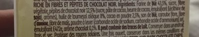 Galletas Diet-fibra Choco X75grm. gullon - Ingredients - fr