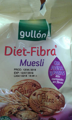 Gullon Galletas Av - Producte