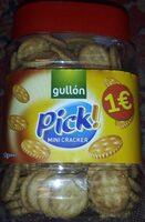 Pick Mini Crackers - Producte - fr