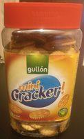 """12 Paquets De Assortiment Snack Salés """"Minicrackers"""" - Producto"""