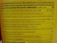 mini Cracker - Informations nutritionnelles - fr