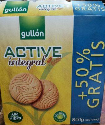 Active Integral Gullón - Produit