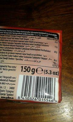 16 Paquets De Gaufrettes Fourrées Choco - Producto