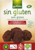 Cookies de cacao con chips de chocolate sin gluten, - Product