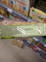 Diet Nature barquillos de vainilla sin azúcar - Información nutricional - es