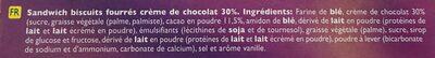 Magic dibus - Ingrediënten - fr