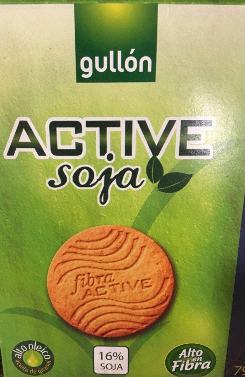 Active soja - Produkt - es