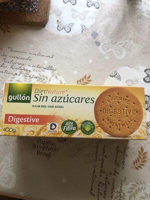 Diet Nature Digestive sin azúcares - Produto - en